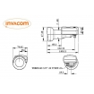 Invacom SNH-031 Single Lnb